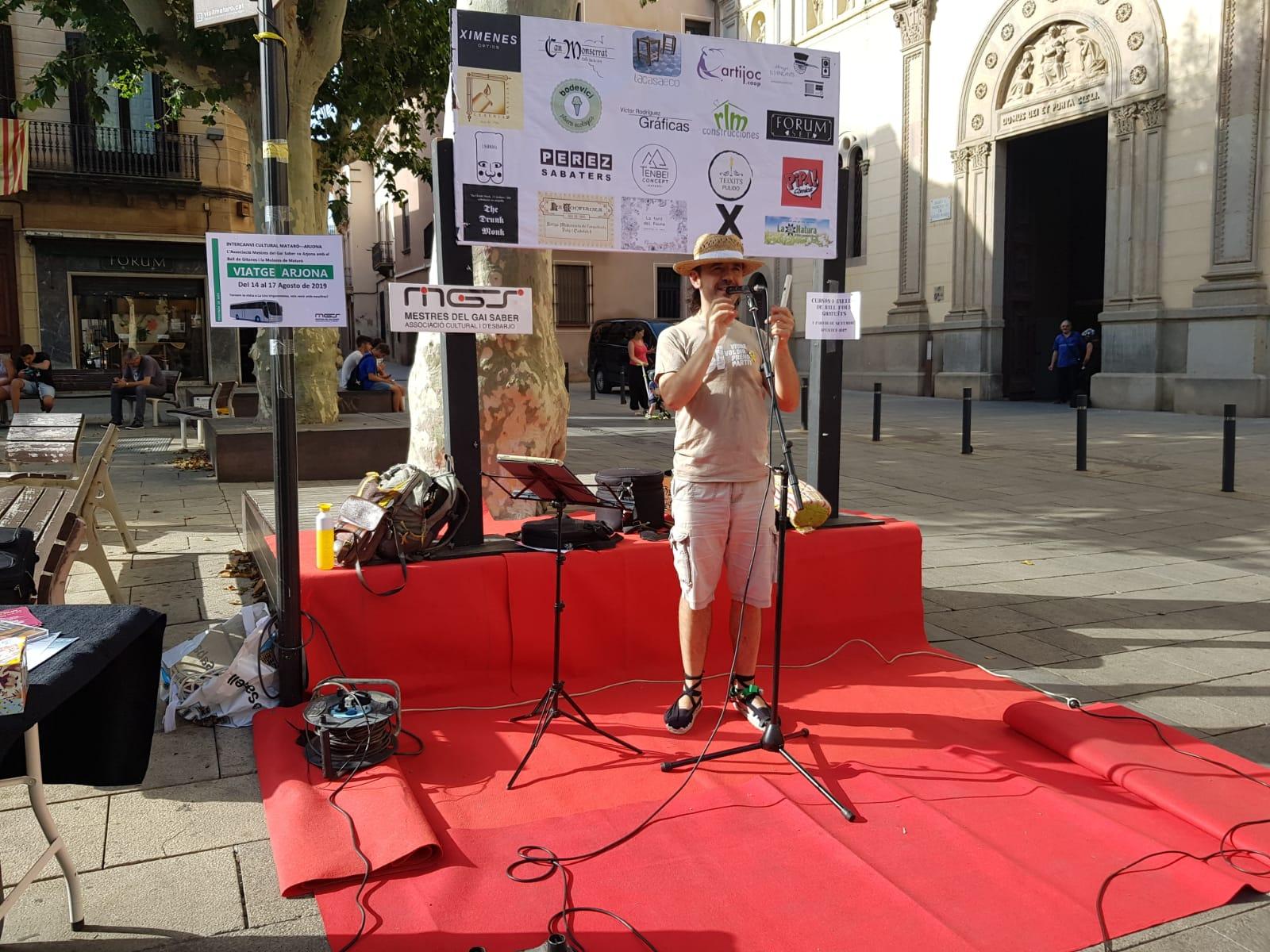 2a ballada de + folk amb en Joan Codina